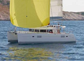 Louer catamaran à Marina Mandalina - Lagoon 400