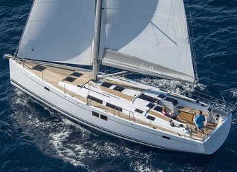 Rent a sailboat in Marina Mandalina - Hanse 505