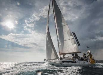 Rent a sailboat in Marina Mandalina - Dufour 382 GL