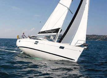 Rent a sailboat in Marina Mandalina - Elan 444 Impression