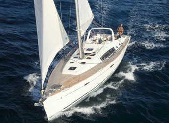 Rent a sailboat in Marina Mandalina - Oceanis 50