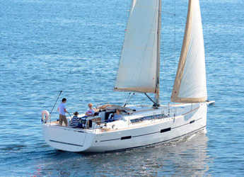 Louer voilier à Marina Mandalina - Dufour 412 GL