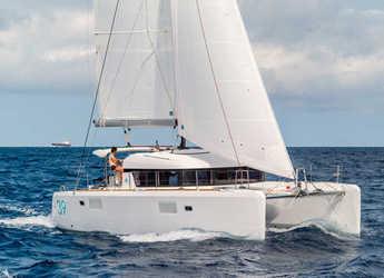 Louer catamaran à Marina Mandalina - Lagoon 39