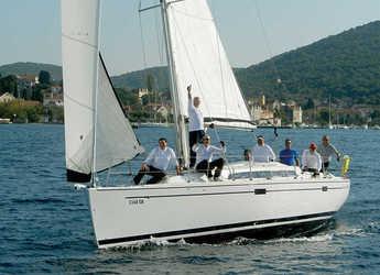 Rent a sailboat in Marina Mandalina - Salona 38