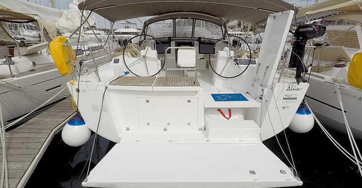 Rent a sailboat in Marina Mandalina - Dufour 460 4 cab