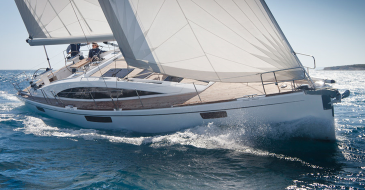 Rent a sailboat in JY Harbour View Marina - Bavaria 46 Vision