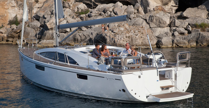 Rent a sailboat Bavaria 46 Vision in JY Harbour View Marina, Tortola East End