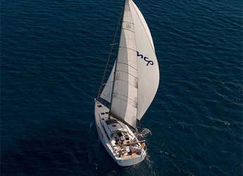 Louer voilier à Marina Mandalina - Dufour 460 GL 3 cab
