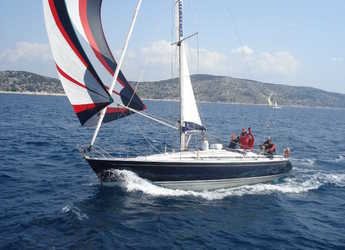 Rent a sailboat in Marina Mandalina - Grand Soleil 43