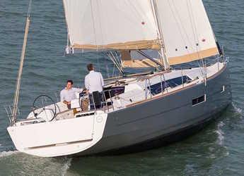 Louer voilier à Marina Mandalina - Dufour 382 GL