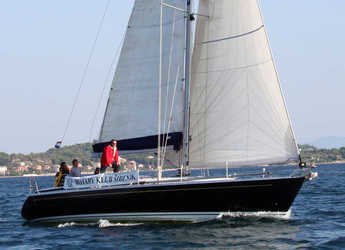 Rent a sailboat in Marina Mandalina - Grand Soleil 46.3