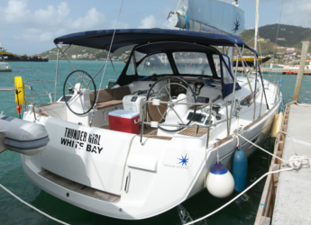 Rent a sailboat in JY Harbour View Marina - Sun Odyssey 509
