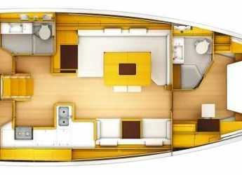 Rent a sailboat Sun Odyssey 509 in JY Harbour View Marina, Tortola East End