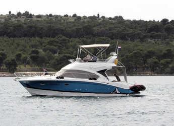 Chartern Sie motorboot in Marina Mandalina - Beneteau Antares 36