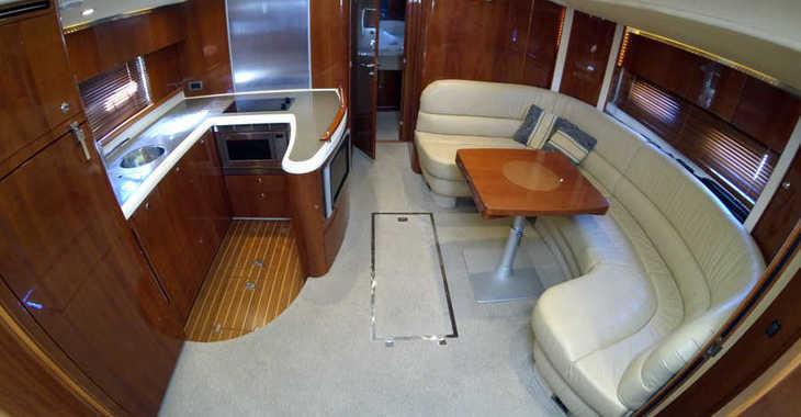 Rent a yacht in Marina Mandalina - Fairline Targa 52 GT