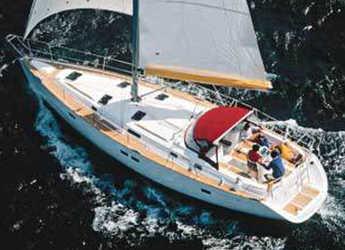 Rent a sailboat in Marina Mandalina - Oceanis Clipper 411