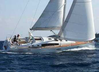 Rent a sailboat in Muelle de la lonja - Oceanis 50 Family