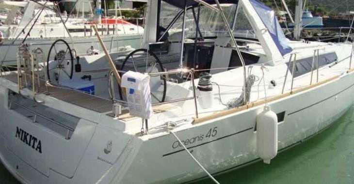 Alquilar velero Oceanis 45 en JY Harbour View Marina, Tortola East End