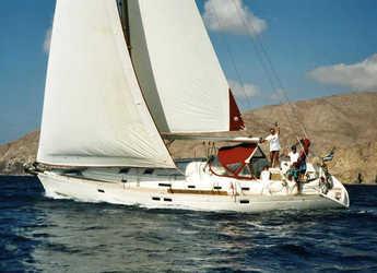 Rent a sailboat in Muelle de la lonja - Oceanis 461