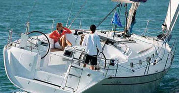 Rent a sailboat in Muelle de la lonja - Cyclades 39