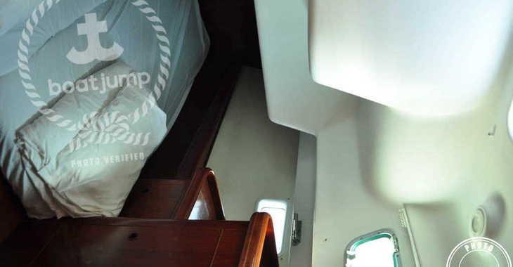 Alquilar velero Oceanis 473 en Muelle de la lonja, Palma de mallorca