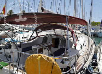 Rent a sailboat in Muelle de la lonja - Oceanis 473