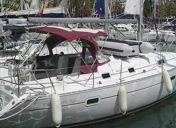 Alquilar velero Oceanis 361 en Muelle de la lonja, Palma de mallorca