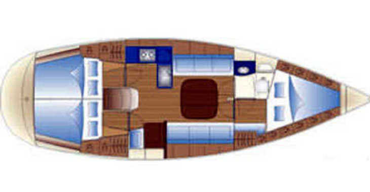 Rent a sailboat in Trogir (ACI marina) - Bavaria 36 Cruiser