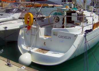 Rent a sailboat in Trogir (ACI marina) - Beneteau Oceanis 331 Clipper