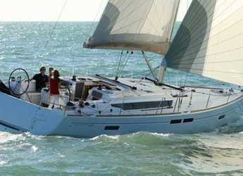 Rent a sailboat in JY Harbour View Marina - Sun Odyssey 469