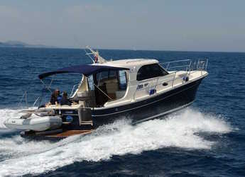 Chartern Sie motorboot in Marina Sukosan (D-Marin Dalmacija) - ADRIANA 36 BT (11)