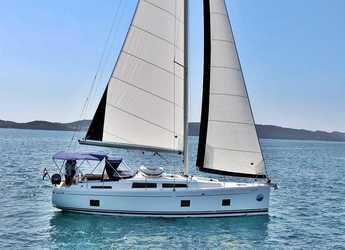 Rent a sailboat in Marina Sukosan (D-Marin Dalmacija) - HANSE 418 BT