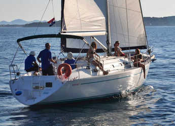 Rent a sailboat VEKTOR 401 in Marina Sukosan (D-Marin Dalmacija), Sukosan