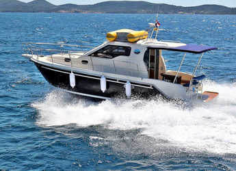 Rent a motorboat in Marina Sukosan (D-Marin Dalmacija) - VEKTOR 950 BT (16)