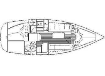 Rent a sailboat BAVARIA 30 C in Marina Sukosan (D-Marin Dalmacija), Sukosan