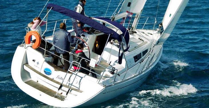 Alquilar velero en Marina Sukosan (D-Marin Dalmacija) - SUN ODYSSEY 36i