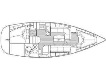 Rent a sailboat BAVARIA 33 C  in Marina Sukosan (D-Marin Dalmacija), Sukosan