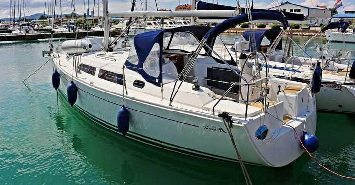 Alquilar velero en Marina Sukosan (D-Marin Dalmacija) - HANSE 350