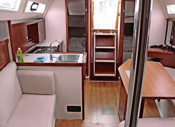 Chartern Sie segelboot HANSE 350  in Marina Sukosan (D-Marin Dalmacija), Sukosan