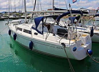 Rent a sailboat HANSE 350  in Marina Sukosan (D-Marin Dalmacija), Sukosan