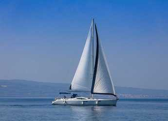 Rent a sailboat in Split (ACI Marina) - Sun Odyssey 54DS