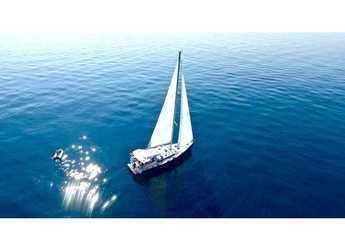 Rent a sailboat in Split (ACI Marina) - Beneteau Oceanis 48