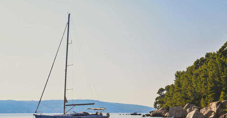 Rent a sailboat in Split (ACI Marina) - Elan 50 Impression