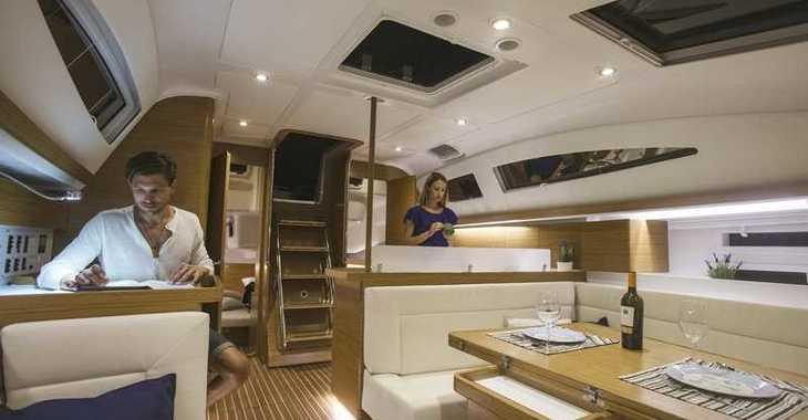 Rent a sailboat in Split (ACI Marina) - Elan 45 Impression