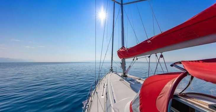 Rent a sailboat in Split (ACI Marina) - Beneteau Cyclades 43.3