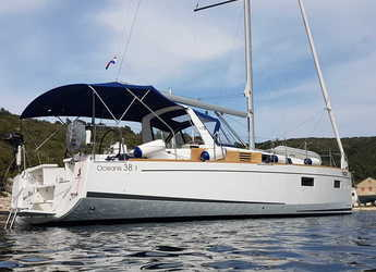 Rent a sailboat in Split (ACI Marina) - Beneteau Oceanis 38.1
