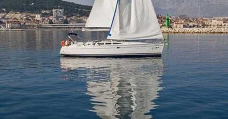 Rent a sailboat in Split (ACI Marina) - Sun Odyssey 43
