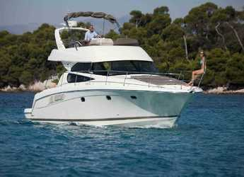 Rent a motorboat in Split (ACI Marina) - Jeanneau Prestige 440