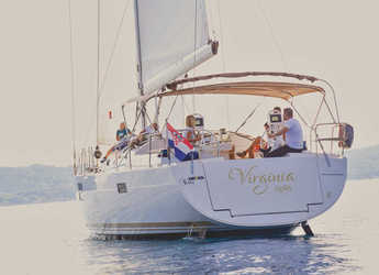 Alquilar velero Elan 50 Impression en ACI Marina Split, Split city