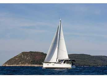 Rent a sailboat in Split (ACI Marina) - Beneteau Oceanis 38